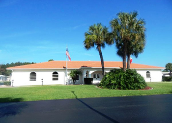 Photo of clubhouse.